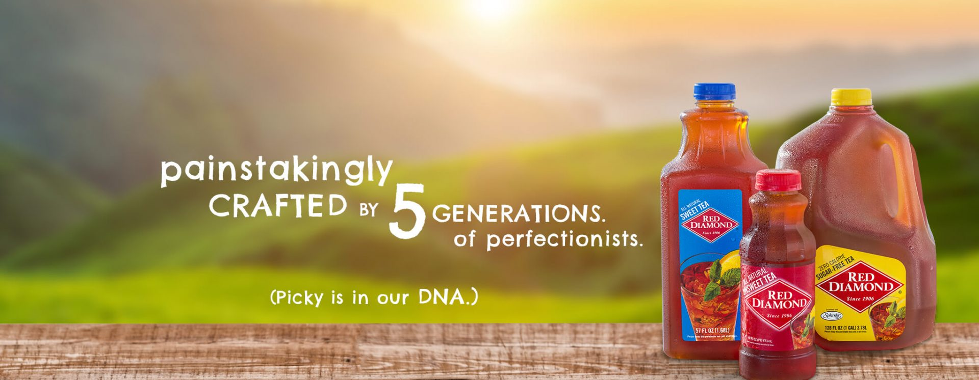 Painstakingly crafted by 5 generations of perfectionists