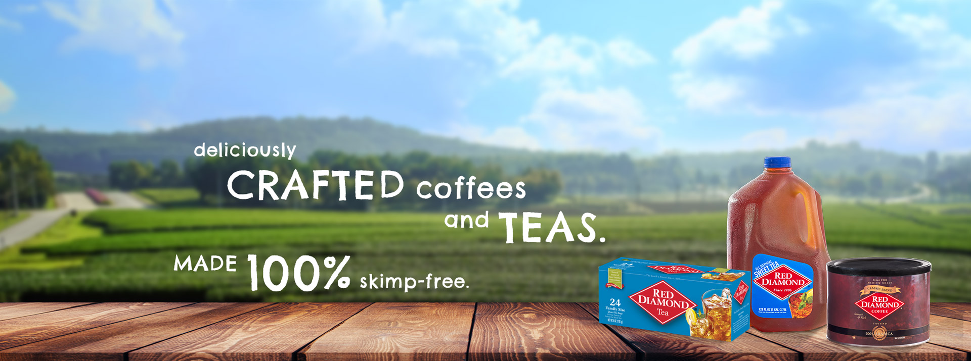 Perfectly Crafted Coffee and Teas